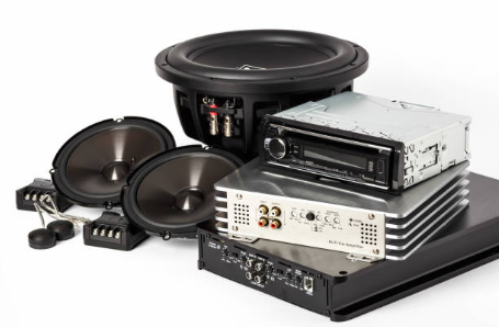 Factory audio equipment