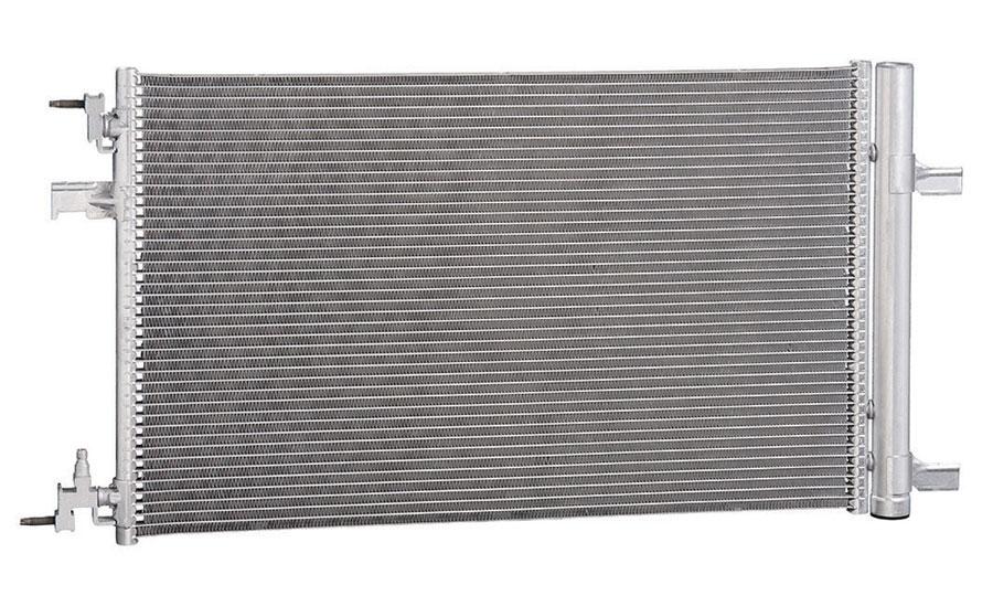 Condenser air con Radiator citroen c-crosser c4 aircross peugeot 4007 4008