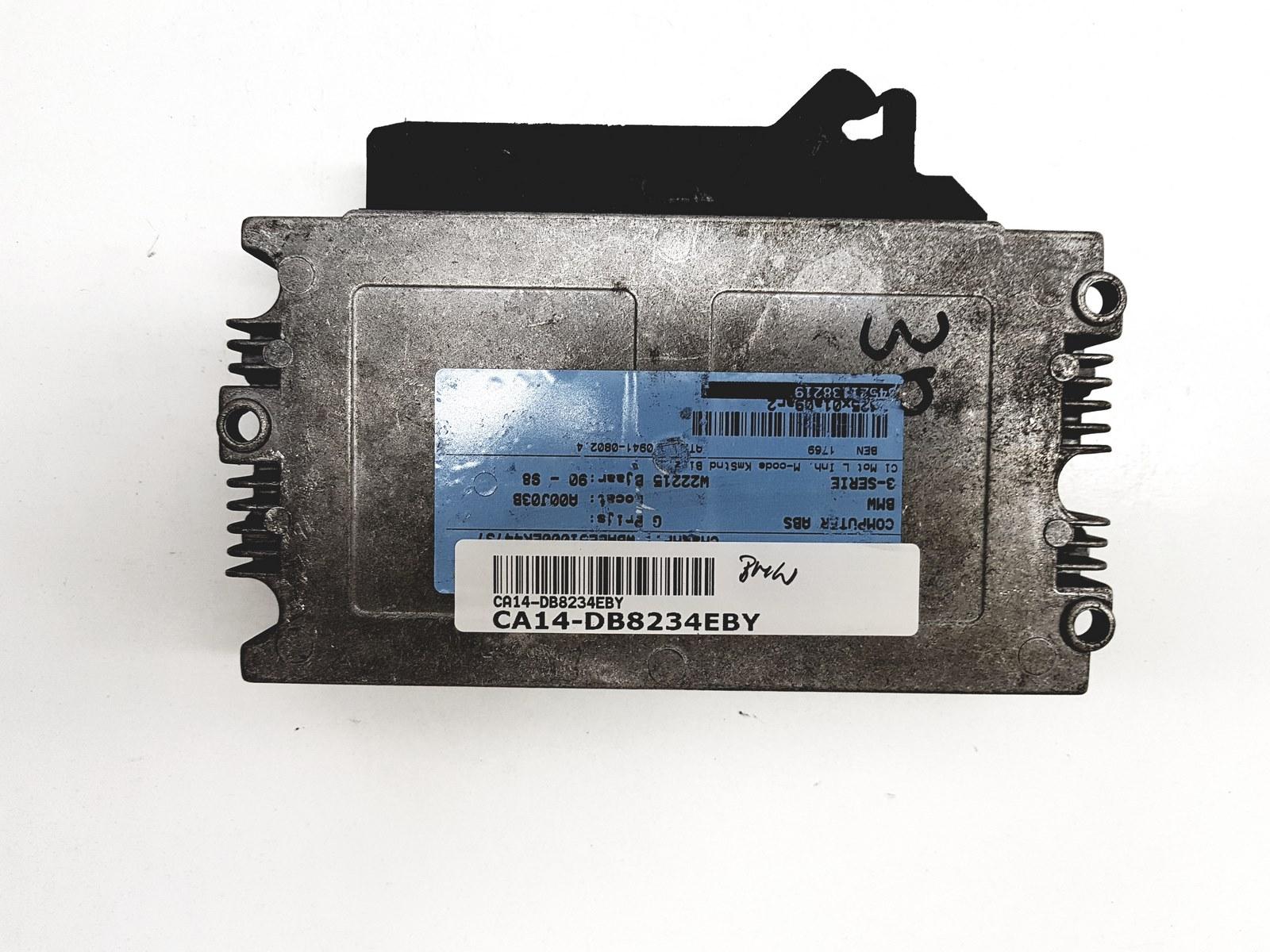BMW e36 ABS ES CENTRALINA unità di controllo 34.52-1138219 1138219