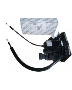 Boot Lid Latch/Trunk Lock Catch New Original Jumper Boxer Ducato 3 1633562380