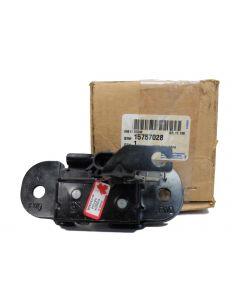 Door Lock Mechansim Rear Chevrolet Hummer 15757028 GM