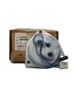 Heater Fan Blower Motor Chevrolet Pontiac 05049604 15-8591