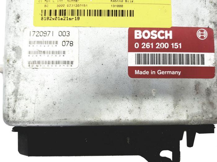 OEM BMW ENGINE ECU BOSCH 0261200151 1708581