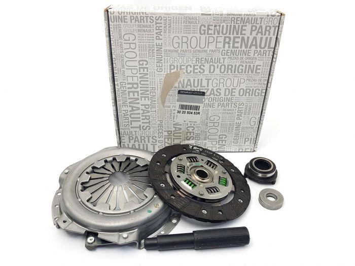 Genuine Renault Megane Kangoo Clio Clutch Kit 302057505R