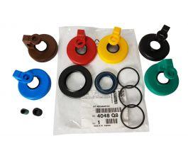 Genuine QH Suspension Repair Kit Fixing Set Fits Citroen Peugeot Ax Saxo Qwb9017