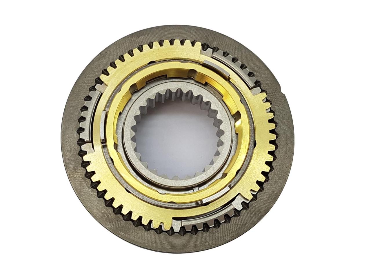 ORIGINAL 1//2 Gang Synchronizer PK6 PF6 Getriebe Master Trafic Laguna 326049728R
